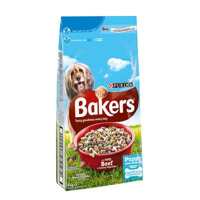 purina bakers puppy