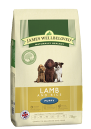 Lamb & Rice Puppy